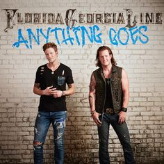 Florida Georgia Line Anything Goes on LP In country music, there are the rule breakers and the rule makers – artists who defy trends to pave something new, something original, something maybe a little