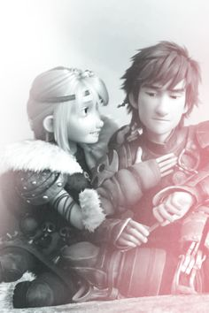 What if Hiccup ends up forgetting about love and he either friendzones Astrid or just ignores her altogether?