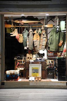 FILSON, FISHING, NIGEL CABOURN, PENDLETON, REDWING BOOTS, RRL, TWEED