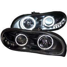 Anzo USA 121160 Chevrolet Camaro Projector with Halo/Black Clear with Amber Reflectors Headlight Assembly - (Sold in Pairs) - http://musclecarheaven.net/?product=anzo-usa-121160-chevrolet-camaro-projector-with-haloblack-clear-with-amber-reflectors-headlight-assembly-sold-in-pairs