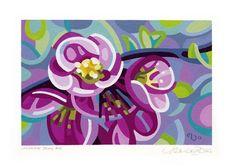 "Daily Paintworks - ""Landscape Study #4"" - Original Fine Art for Sale - © Mandy Budan"