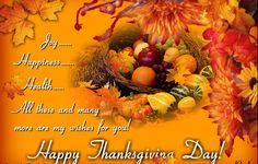 happy thanksgiving greetings for facebook | ... God! Free Happy Thanksgiving eCards, Greeting Cards | 123 Greetings