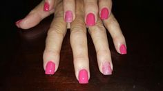 Acrylic nails, with OPI pink sparkles 727-418-1450, receive  $10 off new clients.