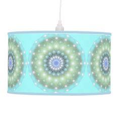 Pendant Lamp Soft Turquoise Mandala #Pendant #Lamp #Soft #Turquoise #Mandala http://www.zazzle.com/pendant_lamp_soft_turquoise_mandala-256870369264438151
