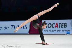 Yeva Meleshchuk (Ukraine), Grand Prix (Thiais) 2018