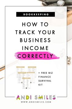 Do you know how to track your small business income? Bookkeeping is one of the most intimidating part of small business finances, but fear not! Keeping track of your self-employed income isn't as hard as it sounds. Business Management, Business Planning, Business Tips, Online Business, Finance Business, Successful Business, Business Education, Money Management, Business Meme