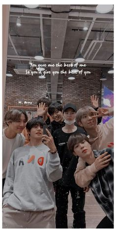 Bts Wallpaper Lyrics, K Wallpaper, Foto Bts, Bts Taehyung, Bts Jungkook, K Pop, Bts Group Picture, Bts Group Photos, Bts Aesthetic Wallpaper For Phone