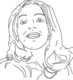 Bekijk de portret animatie van Laura Pijl. Laura doet mee met de Kunst Kalender 2014.