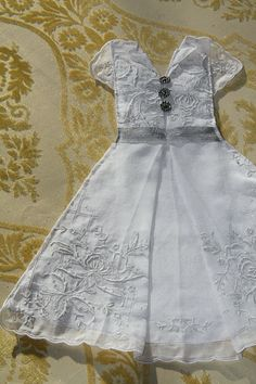 Isa Creative Musings: Hanky dress