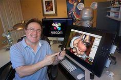 Wacom apoya a padre e hijo en su pasión por el Arte Digital