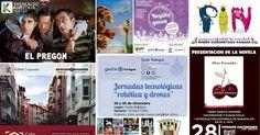 Agenda | Robots y drones + Barakaldo CF gratis + cine + arte y bicis en la calle Portu + literatura