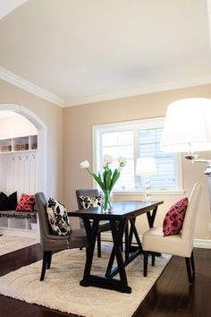 Feminine Office Design Ideas, Pictures, Remodel, and Decor - page 4