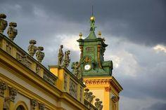 Wilanów Palace .