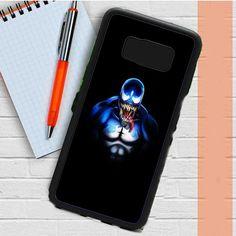 Venom Marvel Villain Samsung Galaxy S8 Case Dewantary