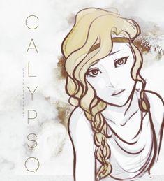 Percy Jackson, Calypso