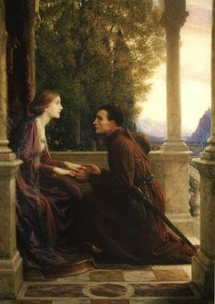 """Some scholars believe that, because the only evidence for the """"courts of love"""" is Andreas Capellanus's book The Art of Courtly Love, they probably never existed; to further strengthen their argument, they say that there is also no evidence that Marie ever stayed with her mother in Poitiers, beyond her name being mentioned in Andreas's work."""