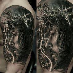 Jesus - Crown of Thorns