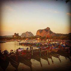 #krabi #aonang #thailand by sams0n1te
