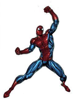 #Spiderman #Fan #Art. (Spiderman) By: Shurita. ÅWESOMENESS!!!™