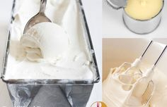 2 Ingredient ICE CREAM without an ice cream maker