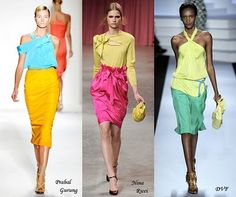 Color Blocking: How-To | NonStopStyle