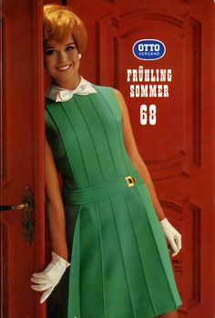 Katalogcover Frühjahr/Sommer 1968