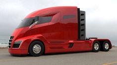 Elektrisk super-lastebil med 2000 hk er på veien før nyttår.