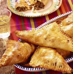 Chileense empanadas
