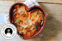 Parmigiana d'aubergines light (Parmigiana di melanzane)