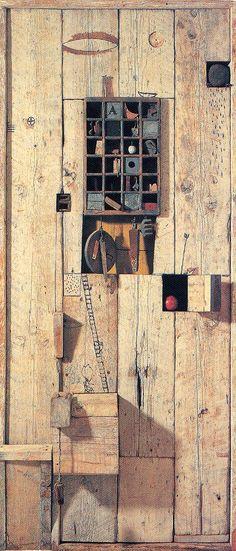 Gonzalo Fonseca 1966-columbarium-no-1-221-cm.jpg (505×1180)
