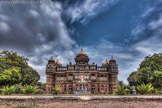 Vijay Vilas Palace, Mandvi, Kutch, Gujarat, India