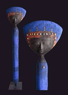 Etiyé Dimma-Poulsen - Blue Crown