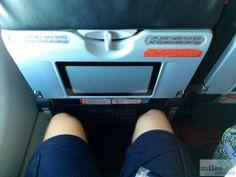 Sitzabstand AirAsia - Check more at http://www.miles-around.de/trip-reports/economy-class/airasia-airbus-a320-200-economy-class-singapur-nach-langkawi/,  #A320-200 #AirAsia #Airbus #Airport #avgeek #Aviation #EconomyClass #Flughafen #LGK #Reisebericht #SIN #Trip-Report