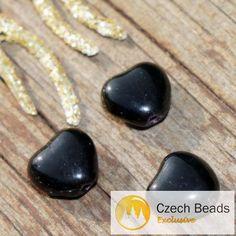 ✔ What's Hot Today: Opaque Black Glass Heart Bead Clear Heart Beads Black Valentine Black Valentines Beads Black Czech Glass Beads 8mm x 7mm 20pc https://czechbeadsexclusive.com/product/opaque-black-glass-heart-bead-clear-heart-beads-black-valentine-black-valentines-beads-black-czech-glass-beads-8mm-x-7mm-20pc/?utm_source=PN&utm_medium=czechbeads&utm_campaign=SNAP #CzechBeadsExclusive #czechbeads #glassbeads #bead #beaded #beading #beadedjewelry #handmade