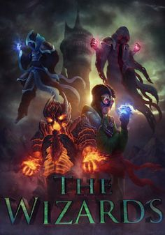 The Wizards of Mianite by free4fireYouTube on DeviantArt