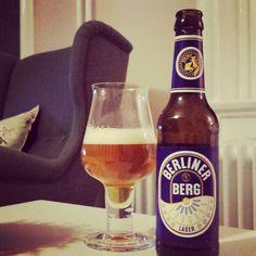 Berliner Berg Lager #craftbeer #berlinerberg #lager #berlin #beerporn #kiel #ilovebeer #instabeer #beerlove