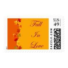 Fall In Love Postage