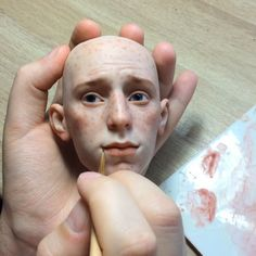 A video posted by ?????? ??????, ????????????????? (@michael_zajkov) on Jan 17, 2016 at 4:52am PST Russian artist Michael Zajkov is an incredibly talented sculptor as demonstrated by his line of absolutely stunning, but eerily lifelike dolls that are anatomically correct and fully articulating. Each of the dolls is