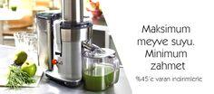 Maksimum meyve suyu. Minimum zahmet %45'e varan indirimlerle #online #alışveriş #kampanya #indirim #fırsat #marka www.markalardan.com