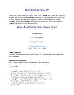 cook resume cover letter - Covering Letter For Resume