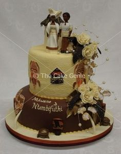 African+Traditional+Wedding+Cakes | Cakes - African Wedding Cakes