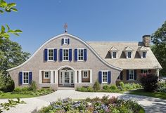 Photos of fine Cape Cod Homes - House on Salt Pond - Cape Cod Architects
