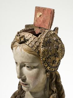 Reliquary Bust | LACMA Collections