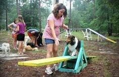 Shadow Hill's Summer Camp for Kids and Their Dogs, Jackson Springs, NC | 5 Unique Overnight Camp Experiences, CharlotteParent.com