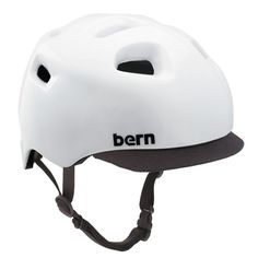 Bern G2 helmet, white, size Medium (55-57cm) brand new in box - $50 - The Chainlink