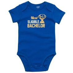 most eligible bachelor. #carters Got this for Tyler!