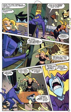 Batman Gotham Adventures- Masks Of Love: A Harley Quinn Romance (issue #14)- pg 2