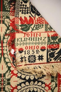 Primitive Gatherings, Weaving Projects, How To Make Pillows, Needful Things, Antique Shops, Linen Bedding, Fiber Art, Folk Art, Textiles