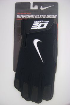 Diamond Elite Nike Edge Youth Batting Glove Young Men Size M Medium  886912838692 | Gloves and Youth