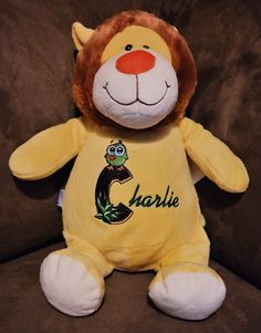 Unique personalised cubbies from Bush Dog Embroidery - $39.95 + postage.  https://www.bushdogembroidery.com.au/cubbies/